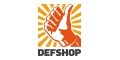 DEF Shop Aktion
