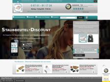 Staubbeutel Discount besuchen