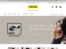 Calida Shop besuchen