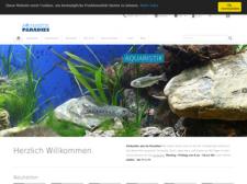 Aquaristik Paradies besuchen