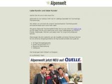 Alpenwelt Versand besuchen