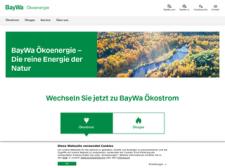 Baywa Oekoenergie besuchen
