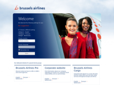 Brusselsairlines besuchen