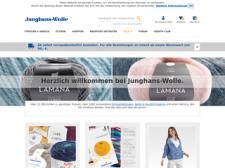 Junghanswolle besuchen