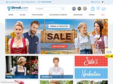 Dirndl.com besuchen
