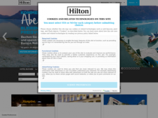 Hilton Hotels besuchen