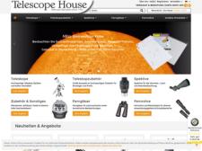 Telescope House besuchen