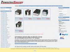 Powertec Energy besuchen