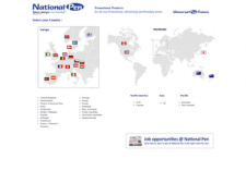 National Pen besuchen