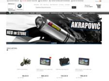 Bmw Motorrad Store besuchen