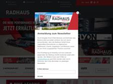 Radhaus besuchen