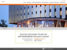 Aktionaersbank besuchen