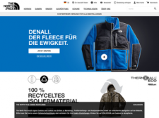 The North Face besuchen