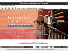 Warehouse besuchen