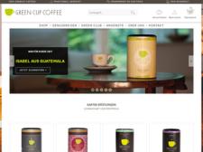 Green Cup Coffee besuchen