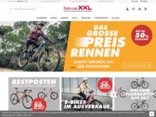 Fahrrad XXL besuchen