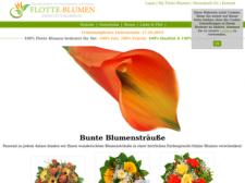 Flotte Blumen besuchen