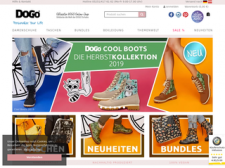 DOGO-Shoes besuchen
