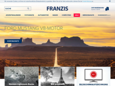 Franzis besuchen