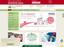 Versandapotheke Allgäu besuchen