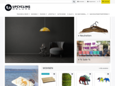 Upcycling Deluxe besuchen