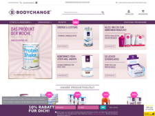BodyChange-Shop besuchen