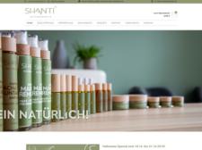 Shanti Cosmetics besuchen