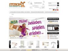 Stikkipix besuchen