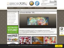 Galeria XXL besuchen