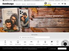 DeinDesign - Designskins besuchen