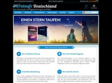 Sterntaufe Deutschland besuchen