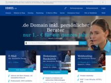 1&1 Webhosting besuchen