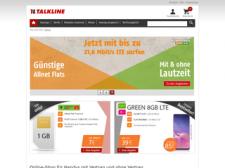 Talkline besuchen