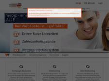 Webgo besuchen