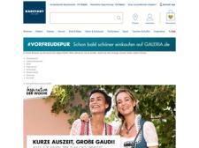 Karstadt besuchen